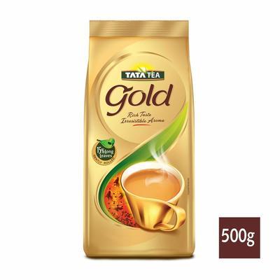 Tata Tea Gold, 500g image