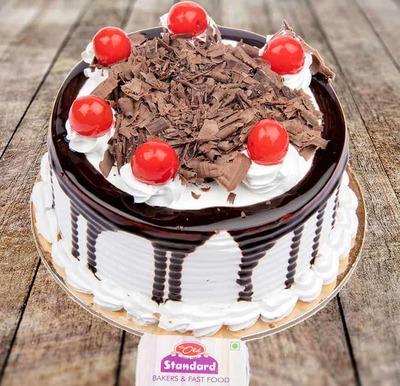 Blackforest Cake-Egg image