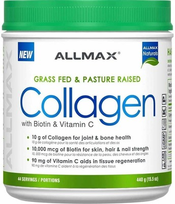 COLLAGEN (WITH BIOTIN + VITAMIN C) - 440 GRAM image