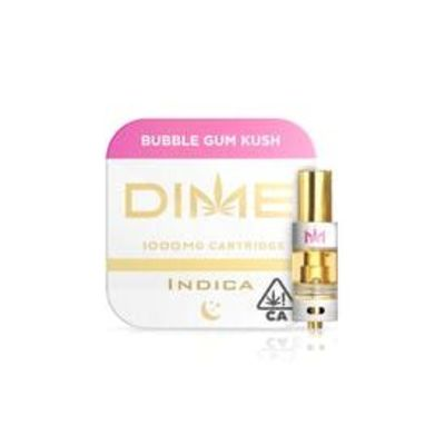DIME Cartridge - Bubblegum Kush image