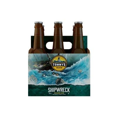 6 Pack Shipwreck Pilsner Ale image