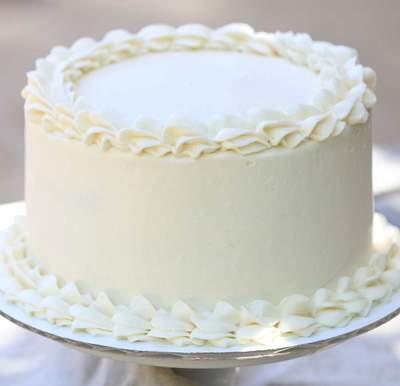 Vanilla Cake-Egg image