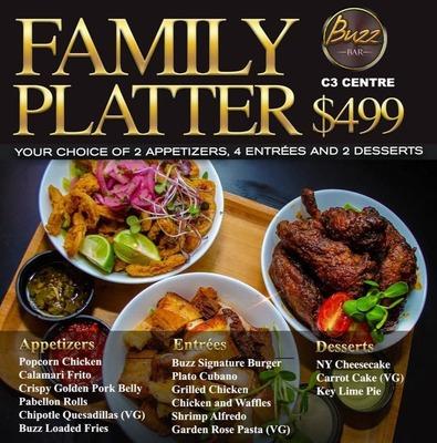 Family Platter image