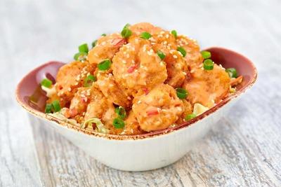 One night in Bangkok Spicy Shrimp image