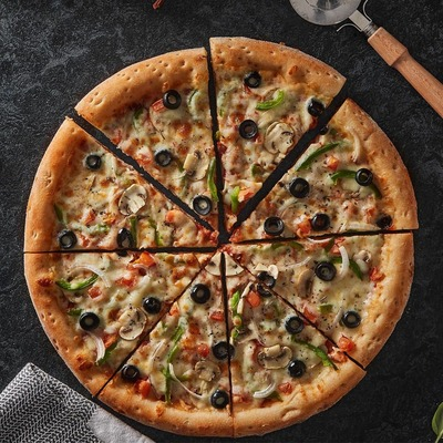 Vegetable Pizza image