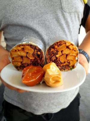 Burrito Gigante 3 Carnes image