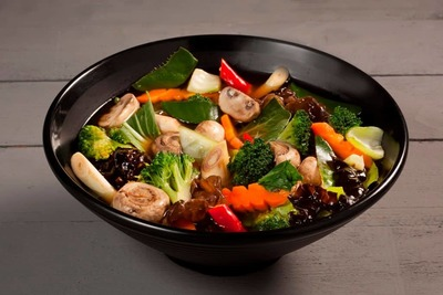 Tom Yum Phak ( Vegetables) image