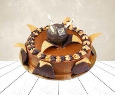 Dates special cake image