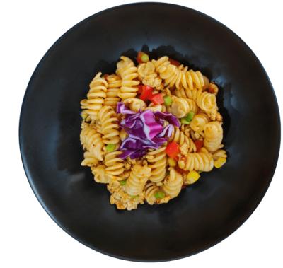 Spicy Chicken Pasta image