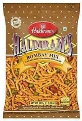 2 pack Haldiram's Bombay Mix 200g image