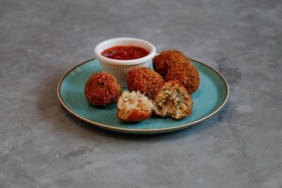 Chicken Arancini Balls image