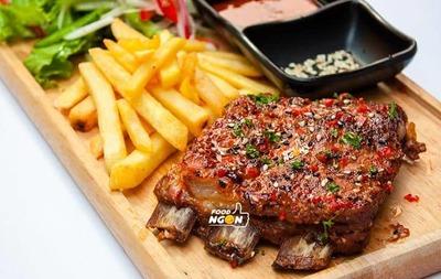 Sườn Nướng BBQ image