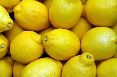 Citron grosseur 115 (unité) image