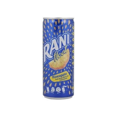 Rani float fruit drink pineapple 240 ml image