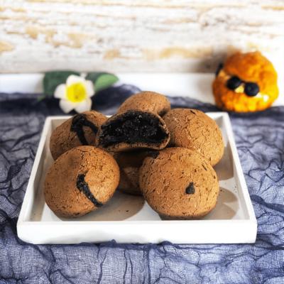 Chocolate Korean Bun image