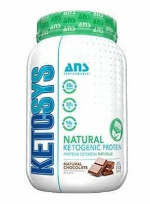 KETOSYS NATURAL KETO PROTEIN 2lbs - 2 Flavours image