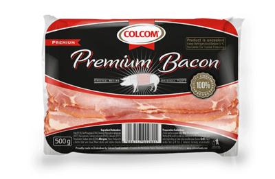 Colcom Sliced Premium Bacon image