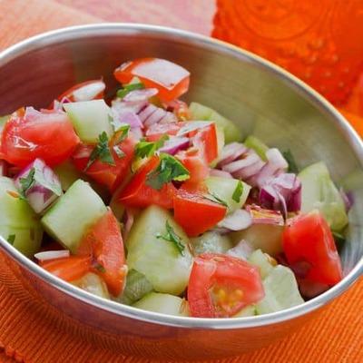 Indian salad image