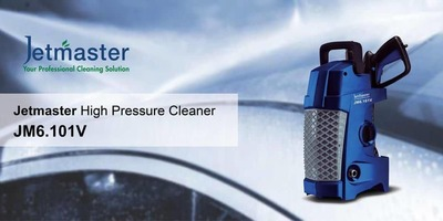 JM6.101V High Pressure Cleaner Set image