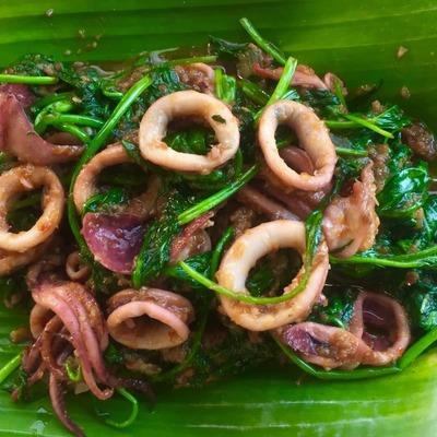 Sotong Kangkung image