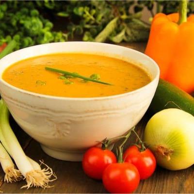 Sabzi soup image