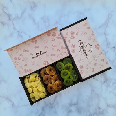 Gift Box (Pineapple, Fig, Kiwi) image