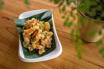 Honey Garlic Fish image
