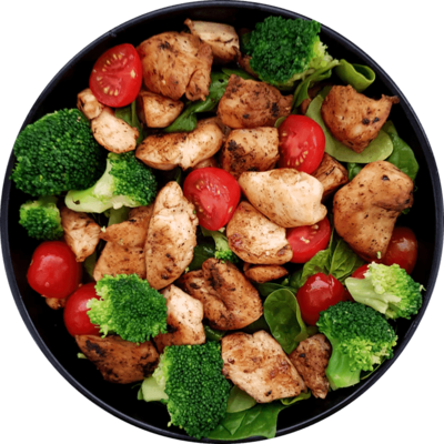 Chick chick Boom ( Lowcarb ) inkl. Dip image