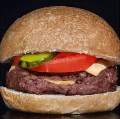 Hamburger + Dessert image