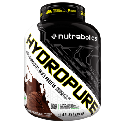 HYDROPURE 4.5lbs (2.04kg) - 3 Flavours image