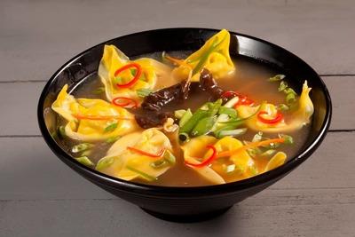 Prawn Wanton Soup image
