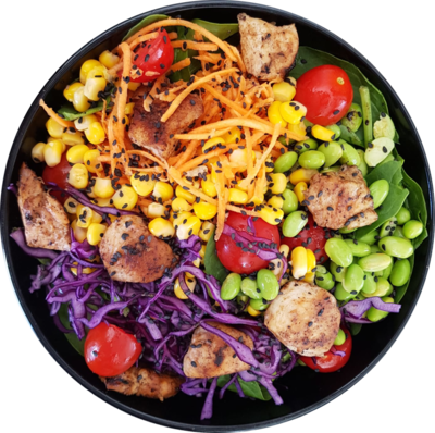 Rainbowl (Lowcarb)   image