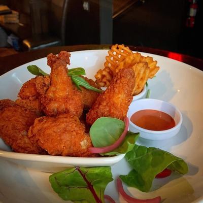 A Dozen Country Breaded Chicken Wings image