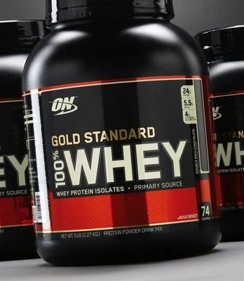 GOLD STANDARD WHEY 5lbs - 6 Flavours image