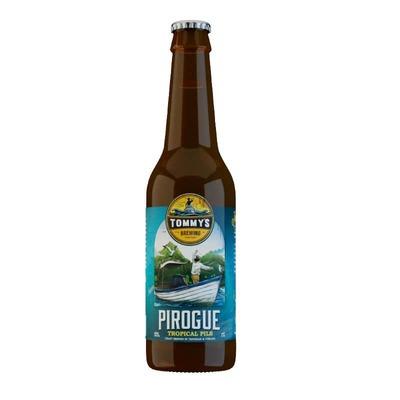 Pirogue Pilsner image