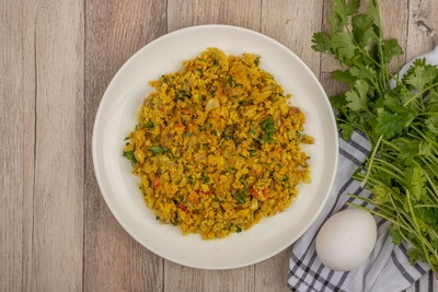 Egg Burji image