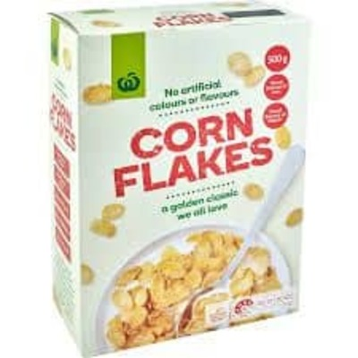 WW CEREAL CORNFLAKES 500G image