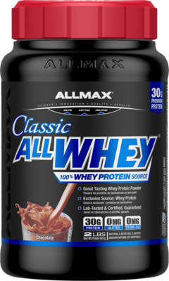 ALLWHEY CLASSIC 2lbs - 2 Flavours image