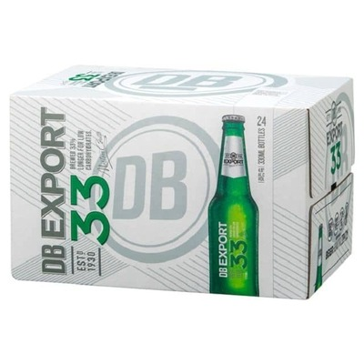 DB Export 33 24x330mL image