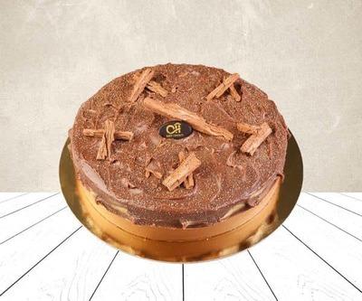 Flake cake image