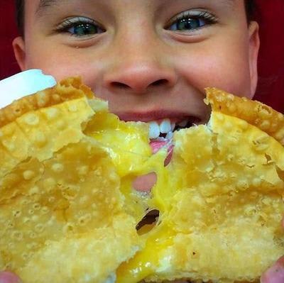 Three Cheese Empanadilla image