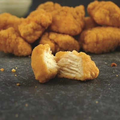 Papa's Chicken Poppers 12 Pc (served with choice of a dipping sauce) image