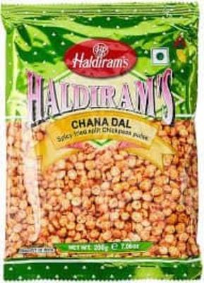 2 pack Haldiram's Chana dal 200g image