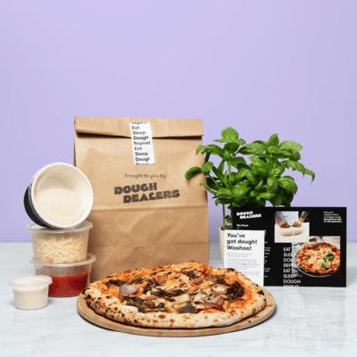 Dough Dealers Pizza Kit image