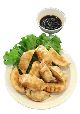 A04. (4 pcs) Fried Dumplings  image
