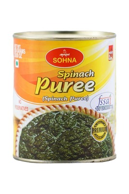 Spainach Puree 850 Gm image