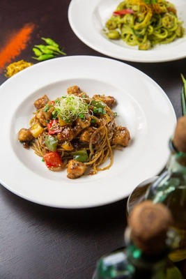 Kung Pao-Ghetti (spicy) image