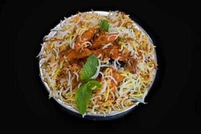 Vegetable Biryani image