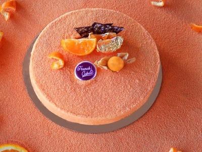 Orange Velvet 1 kg image