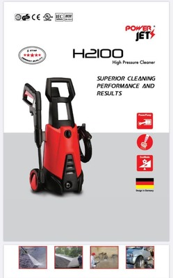 POWERJET H2100 HIGH PRESSURE CLEANER image